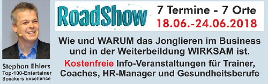 Info + Anmeldung bei www.Roadshow.FQL.de